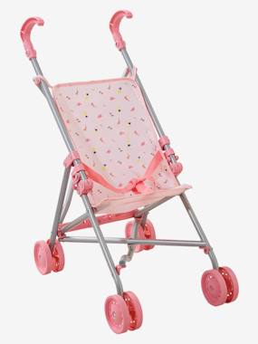 Toys-Dolls & Accessories-Umbrella Stroller for Dolls
