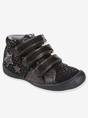 Vertbaudet Sale-Shoes-Boots with Touch 'n' Close Fastening for Girls, Autonomy Collection