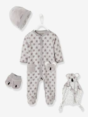 Vertbaudet Collection-Baby-Gift Set for Newborn Babies, with Pyjamas