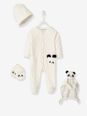 Vertbaudet Sale-Baby-Gift Set for Newborn Babies, with Pyjamas