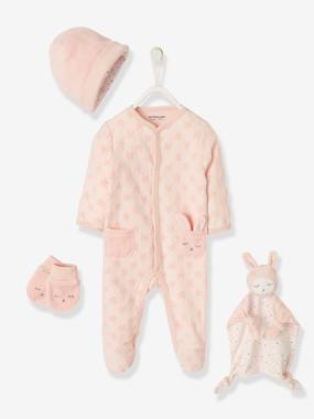 Baby-Outfits-Gift Set for Newborn Babies, with Pyjamas