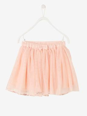 Girls-Skirts-Girls Glitter Skirt
