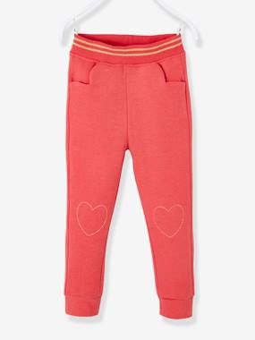 Dress myself-Fleece Trousers for Girls
