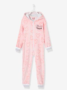 Girls-Nightwear-Minnie® Embroidered Jumpsuit