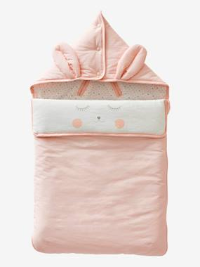 Vertbaudet Collection-Baby-Baby Nest, Lovely Bunny Theme