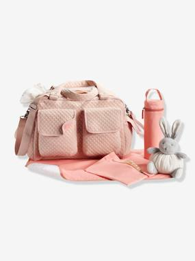 Summer collection-Nursery-Journée Changing Bag with Several Pockets, by VERTBAUDET