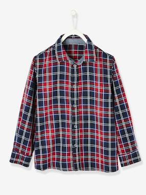 Boys-Shirts-Check Shirt for Boys