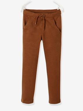 Boys-Warm Fleece Trousers for Boys