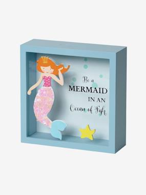 Decoration-Decoration-Wall Décor-Mermaid Picture Money Box