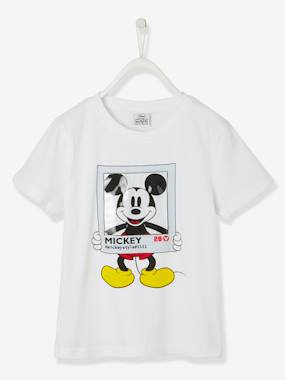 Minnie and Mickey-Short-Sleeved Mickey® T-Shirt