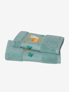 Bedding & Decor-Bathing-Towels-Tiger Bath Towel