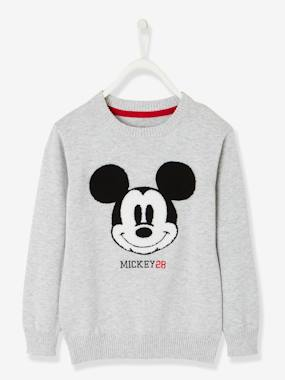 Minnie et Mickey-Pull Mickey® en maille