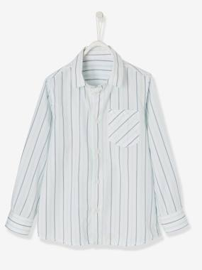 Boys-Shirts-Striped Shirt for Boys