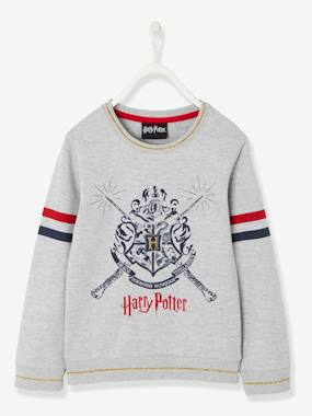 Licence-Harry Potter® Printed Sweatshirt, in Fleece