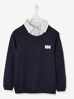 Summer collection-Boys-Cardigans, Jumpers & Sweatshirts-JUMPER