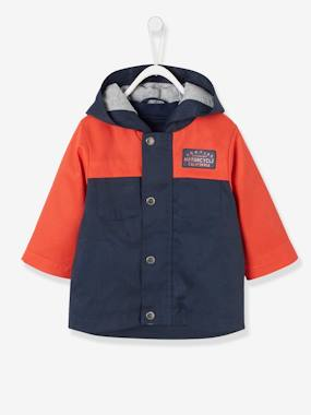 Baby-Outerwear-Coats-3-in-1 Parka with Detachable Jacket for Baby Boys