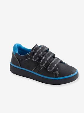 Vertbaudet Sale-Shoes-Boys Footwear-Trainers with Touch 'N' Close Strap for Boys