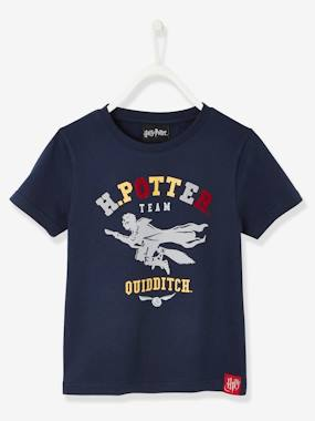 New collection preview-Boys-Harry Potter® T-Shirt with Quidditch Motif