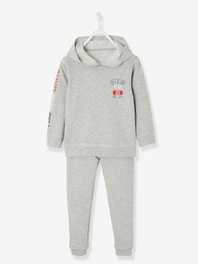 Boys-Sportswear-Sports Combo, Hooded Sweatshirt & Joggers for Boys