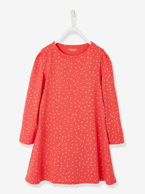 Mid season sale-Girls-Dresses-Girls' Dress in Jersey Knit