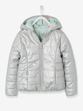 Vertbaudet Collection-Reversible Jacket for Girls