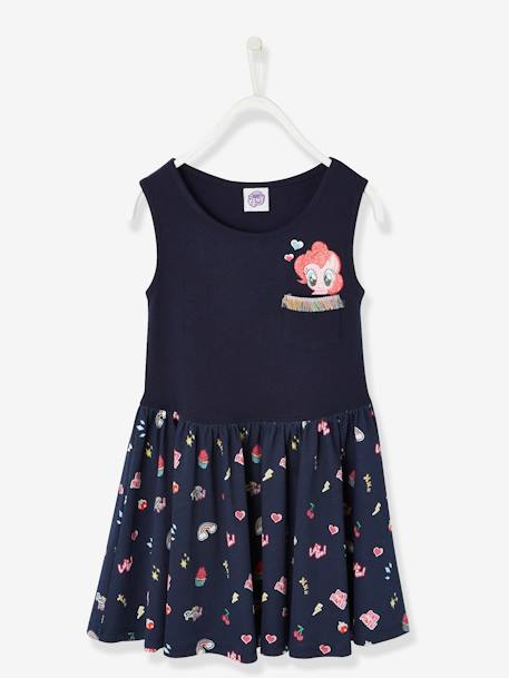 3669f466d6 My Little Pony® Sleeveless Dress with Print - blue dark all over printed ...