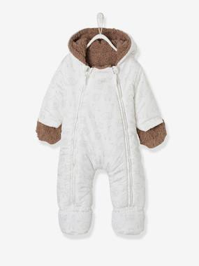 Winter collection-Baby-Convertible Baby Snowsuit