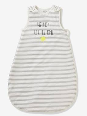 Bedding & Decor-Sleeveless Summer Special Sleep Bag, HELLO LITTLE ONE