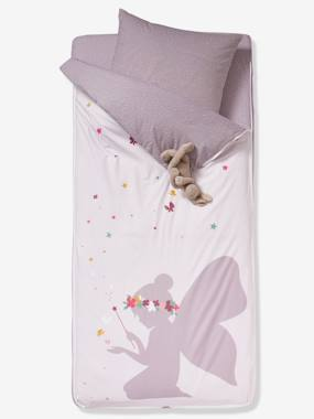 Bedding-Child's Bedding-Duvet Covers-Ready-for-Bed Set with Duvet, Fairy Theme
