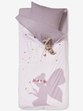 Bedding-Child's Bedding-Ready-for-Bed Set without Duvet, Fairy Theme