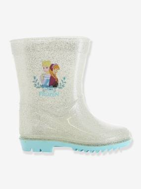 All my heroes-Girls' Frozen® Wellies with Glitter