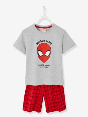New collection preview-Boys-Short Pyjamas with Spiderman® Print