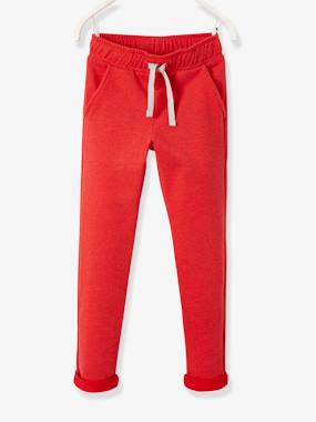 Vertbaudet Collection-Boys' Fleece Trousers
