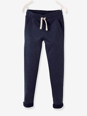 Vertbaudet Collection-Boys-Boys' Fleece Trousers