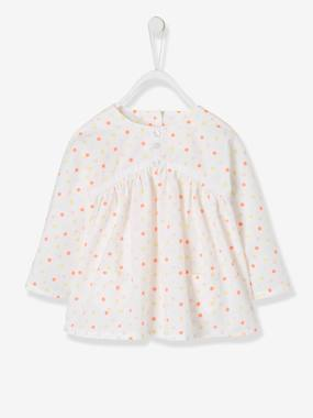 Baby-Blouses & Shirts-Baby Girls' Printed Blouse