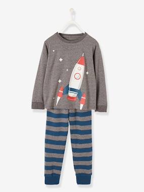 New collection preview-Boys-Pyjamas with Glow-in-the-Dark Motif for Boys