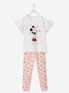 Girls-Nightwear-2-Piece Minnie® Pyjamas, Printed