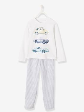 New collection preview-Boys-Dual Fabric Pyjamas for Boys