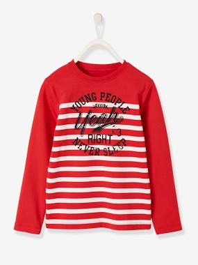 Boys-Tops-T-Shirts-Sailor T-Shirt for Boys