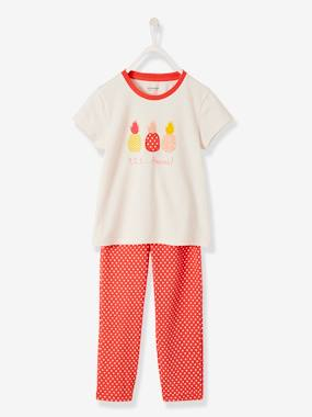 Mid season sale-Girls-Nightwear-Pyjamas for Girls, Pineapple