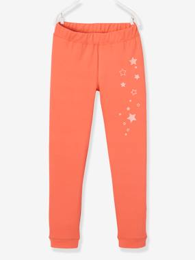 Fille-Collection sport-Legging sport fille uni ou imprimé