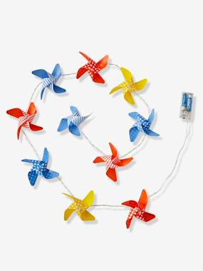 Bedding & Decor-Decoration-Decorative Lighting-Light-Up Windmills Garland