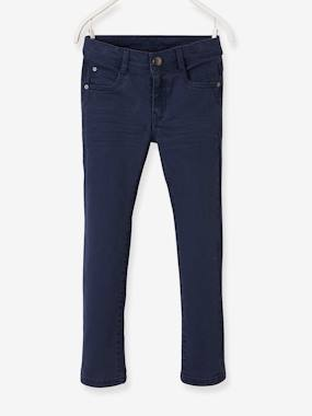 Vertbaudet Collection-Boys-WIDE Fit - Boys' Slim Cut Trousers