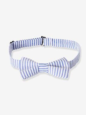 Boys-Accessories-Striped Bow-Tie for Boys