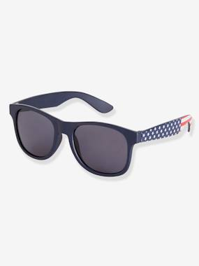 Boys-Accessories-Sunglasses with American Flag on the Frame, for Boys