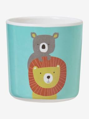 Nursery-Melamine Children's Cup, Animals