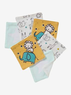 Nursery-Bathing & Babycare-Pack of 6 Wipes