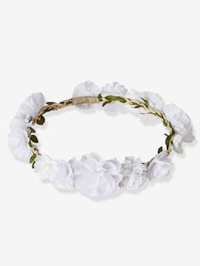 Girls-Accessories-Hair Accessories-Girls' Flower Crown