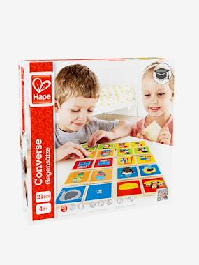 Toys-Board games & Learning-2-in-1 Memory and Opposites Game