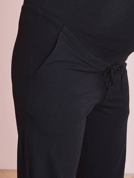 Before-After Yoga Trousers Black+GREY MEDIUM MIXED COLOR - vertbaudet enfant